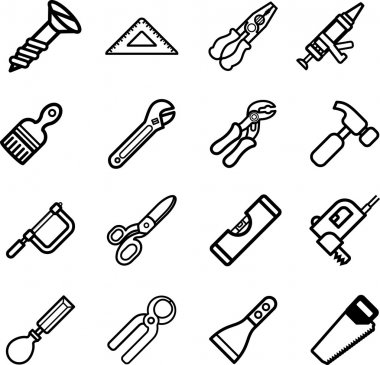 tool icons