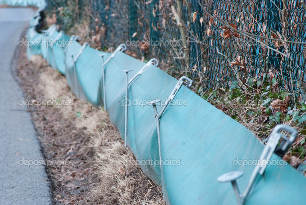 Toad Fence Environmental Help For Wildlife