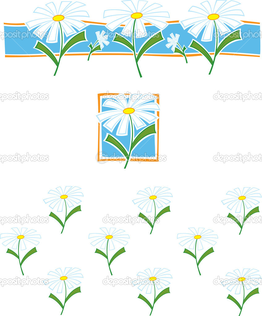 Daisy patterns