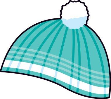 Woollen Beanie Icon