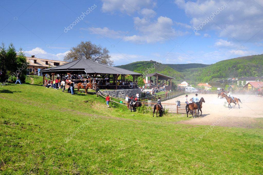 Ranch Nadej - Svaty Anton