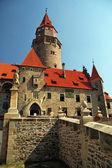 hrad bouzov v České republice, turistiku a svátky