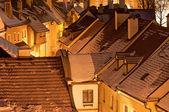 historické domy v Českém Krumlově
