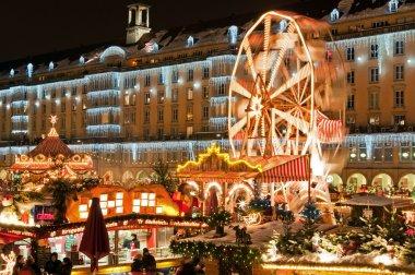 Christmas Market in Dresden