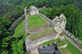 Zříceniny středověkého hradu