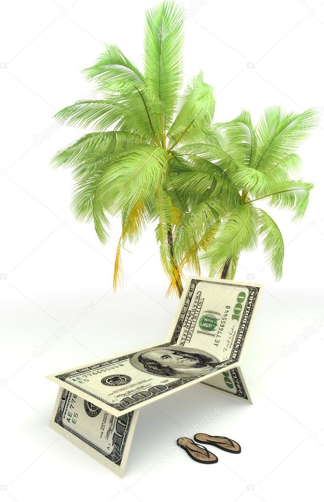 Planning a vacation,tourism,or saving money concept