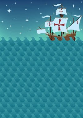 Sailboat Background