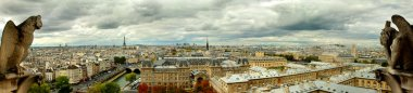 Paris by Notredame - Landscape
