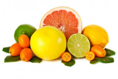 Citrus fruit.