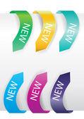 barevné šipky prodej značky