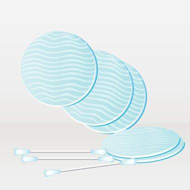 beauty cotton pads