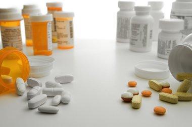 Prescription vs. Over the Counter