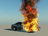 Fényképek robbanás