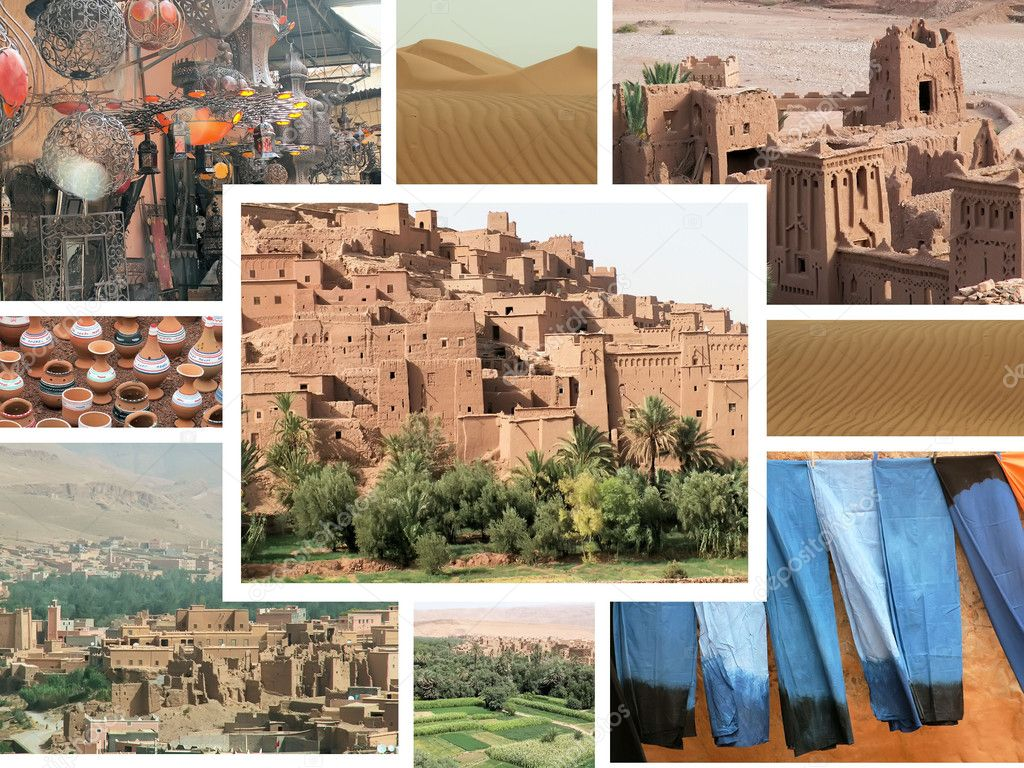 Morocco backgrounds