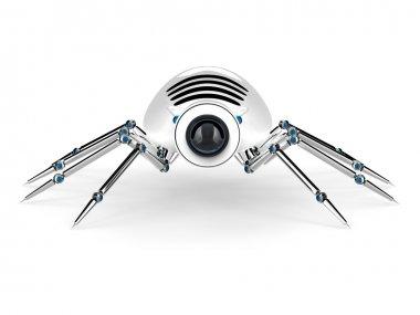 Robot Spider Android, robotics