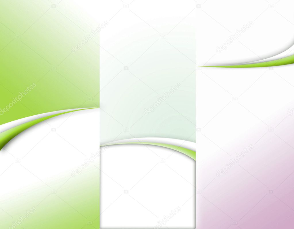 TriFold Brochure Template Stock Photo ArenaCreative - Custom brochure templates