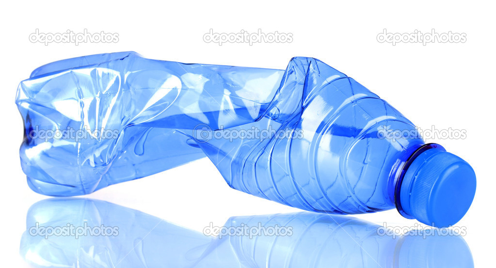 bouteille en plastique vide froiss photographie belchonock 6659993. Black Bedroom Furniture Sets. Home Design Ideas