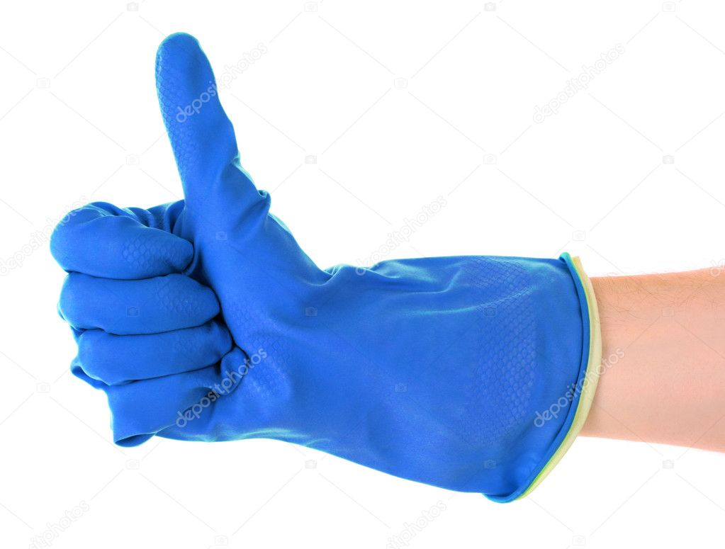 Images finies [Team10K] Maxtronaute - Page 3 Depositphotos_6662098-stock-photo-thumbs-up-with-a-blue