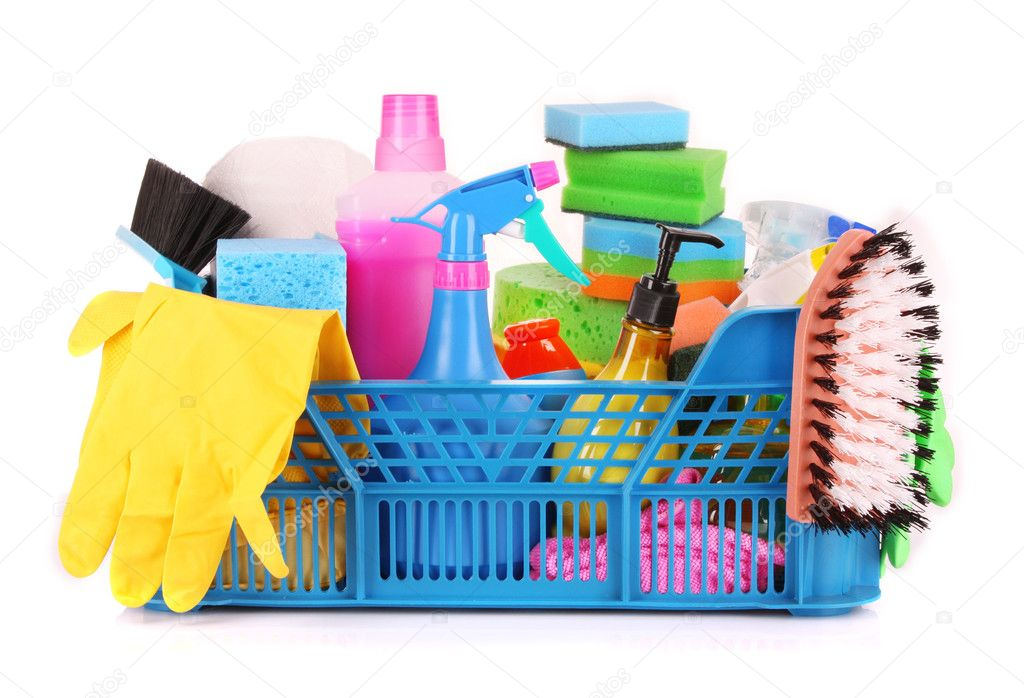 A listing Of Useful Hints To Make Hiring A Carpet Cleaner Easier depositphotos_6686414-stock-photo-cleaning-supplies-in-basket-on