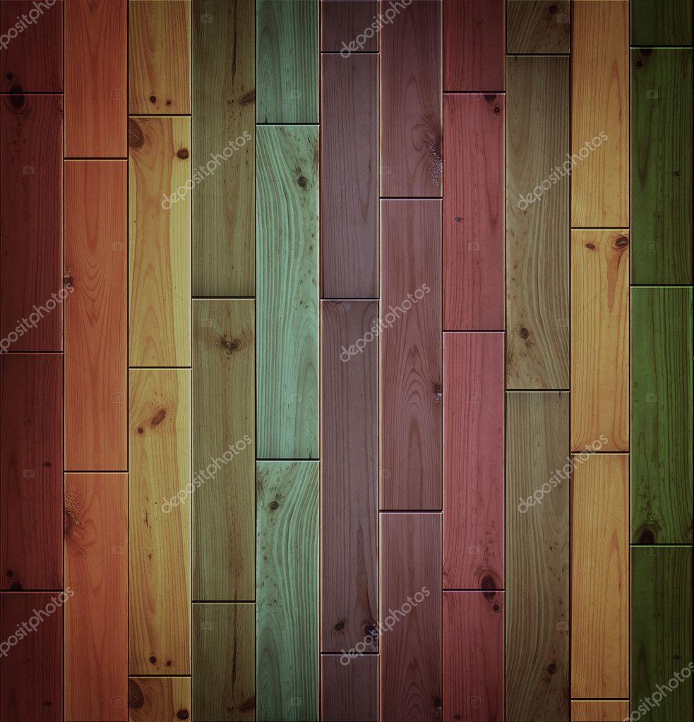 trama di parquet in legno colorato foto stock ninell