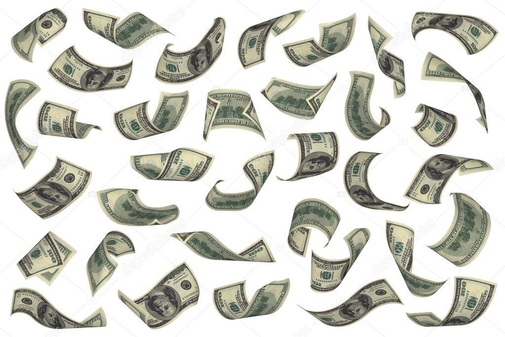 hundred dollar bills falling stock photo sserg dibrova 6702320