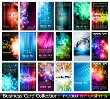 Business Card Collection: