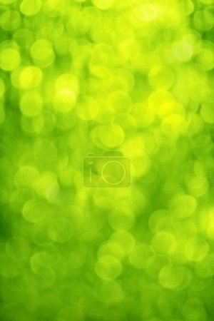 Blur, green background