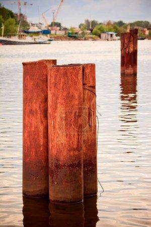 Decrepit Pillars