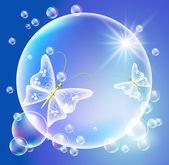 Bubliny s motýly