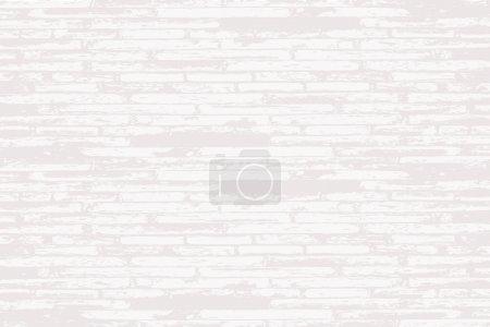 Illustration pour Mur en brique grise pour votre design - image libre de droit