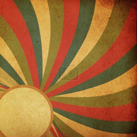 Photo pour Vintage fond de papier grunge - image libre de droit