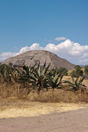 Pyramid of the Sun.