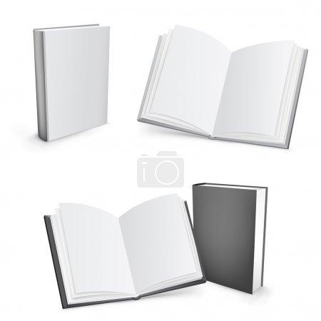 3d vector books