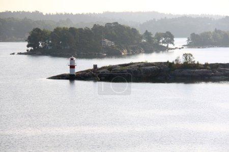 Lonely island in Sweden, Archipelago