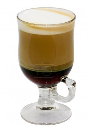 Coffee cocktail cup