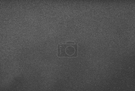 Photo pour Fond textile noir - image libre de droit