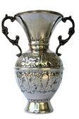 Stříbrná váza