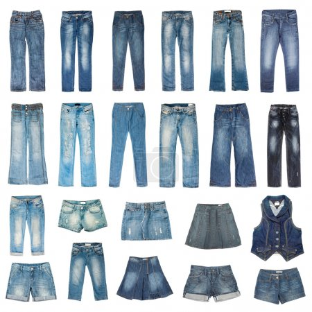 Jeans mode