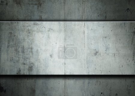 Photo for Metallic abstract background - Royalty Free Image