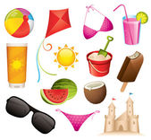 Summer icons