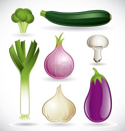 Mixed vegetables - set 2