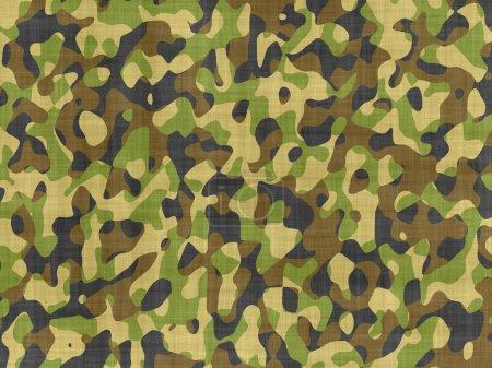 Foto de Patrón de la tela de camuflaje abstracto generado para el fondo y diseño - Imagen libre de derechos