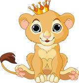 Lví král mládě