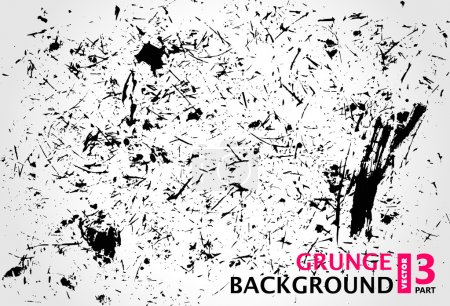 Grunge background scratches stain old
