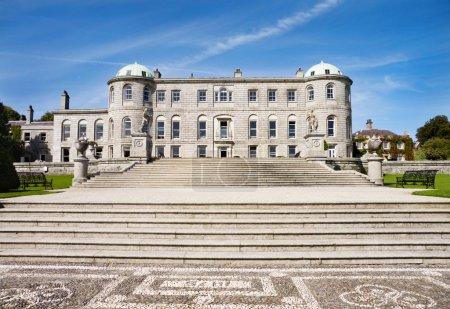 Powerscourt Mansion - Ireland