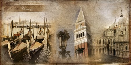 Card from Venice