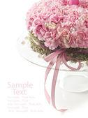 Sweet william flower bouquet