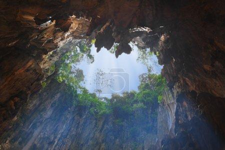 Batu Caves at Kuala-Lumpur, Malaysia
