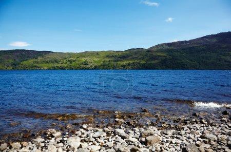 Photo pour Voir sur like Loch Ness, Highland, Écosse - image libre de droit