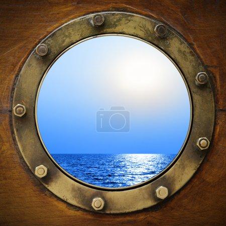 Boat porthole